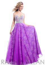 Rachel Allan 6993.  Available in Aqua, Purple