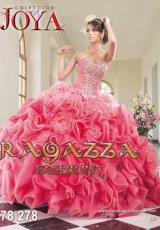 Beautiful 2014 Ragazza Quinceaneara Dress A78-278