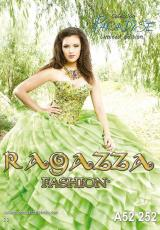2014 Ragazza Organza Quinceaneara Dress A52-252