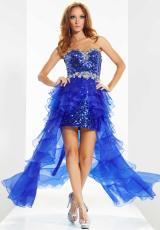 2013 Riva High Low Prom Dress R9584