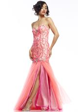 2014 Riva Sheer Back Prom Dress R9772