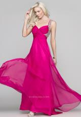 2014 Scala Two Straps Prom Dress 4300
