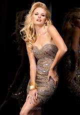 Sweetheart Neckline 2014 Scala Homecoming Dress 48359