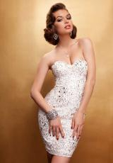 2013 Scala Fitted Homecoming Dress 47580