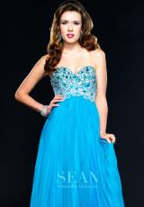 2014 Sean Sweetheart Prom Dress 70677