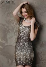 2013 Shail K Prom Dress KL3206