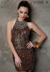 2013 Shail K Dress KL3216