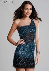 2013 Shail K Prom Dress KL3245