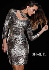 Shail K. KL3247.  Available in Dark Lead