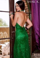 Shail K. 3323.  Available in Emerald, Royal