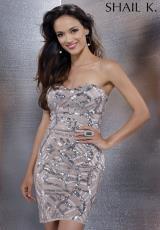 Shail K Dress 3454