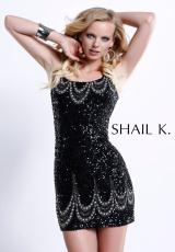 2012 Short Sexy Shail K Homecoming Dress KK3106