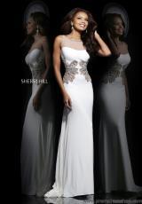 Sherri Hill Elegant Homecoming Dress 11030