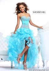 2013 Sweetheart Sherri Hill Prom Dress 21104