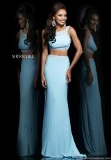 Sherri Hill 21316.  Available in Blue/Multi