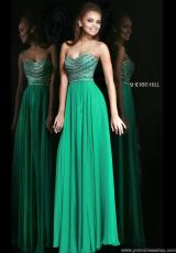 Sherri Hill 8546.  Available in Emerald, Fuchsia