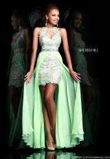 Sherri Hill 9713.  Available in Ivory