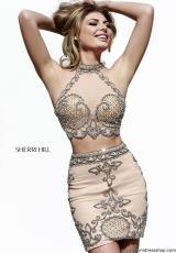 Sherri Hill Short Dress 41005