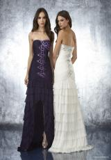 2013 Shimmer Beaded Bodice Prom Dress 59609