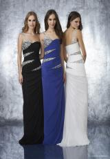 One Shoulder 2013 Shimmer Prom Dress 59620