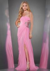 2014 Shimmer Beaded Side Prom Dress 59849