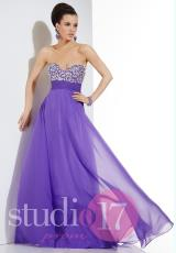 Studio 17 12461.  Available in Caribbean Blue, Purple, Red, Spearmint, Spring Green