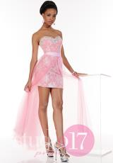 Studio 17 12481.  Available in Pink/White, Royal/Black
