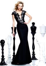 Tarik Ediz Amazing Fitted Homecoming Dress 81057