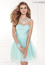 Tarik Ediz 90357.  Available in Blue, Mint, Pink