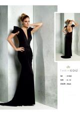Tarik Ediz 91942.  Available in Black
