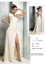 Tarik Ediz Fitted Silhouette Prom Dress 91973