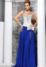 Flowy Skirt Tarik Ediz Prom Dress 92106