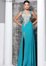 Tarik Ediz 92150.  Available in Black, Turquoise
