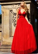 Tarik Ediz 92164.  Available in Red