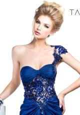 2014 Tarik Ediz Chiffon Prom Dress 92368