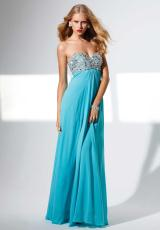 2014 Strapless Terani Prom Dress P1528