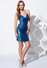 2013 Fully Beaded Terani Prom Dress P1609