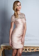 Terani Evenings C2014.  Available in Black, Nude