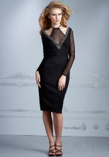 Terani Evenings C2088.  Available in Black