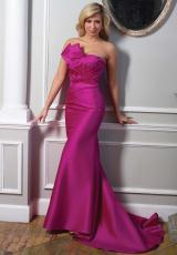 Terani Evenings E1744.  Available in Black, Fuchsia, Peach, Royal Blue
