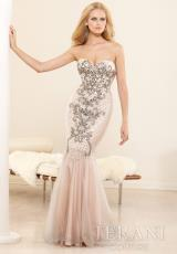 2014 Terani Evenings Sweetheart Dress E3377