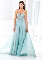 Terani Evenings E3752.  Available in Aqua, Navy