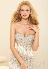 Terani Evenings GL3431.  Available in Nude