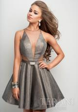 Beautiful Short 2014 Terani Homecoming Dress H3623