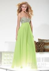 Terani P1528.  Available in Aqua, Ivory, Lilac, Lime, Nude