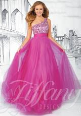 Tiffany 16057.  Available in Fuchsia, Tiffany Blue