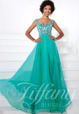 Tiffany 16096.  Available in Lagoon Green, Peach