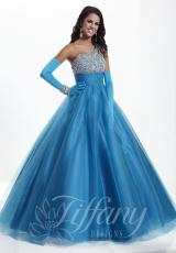 2013 Gorgeous Tiffany Ball Gown Prom Dress 16903