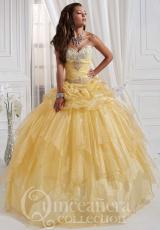 Tiffany Quinceanera 26648.  Available in Aqua, Bubble Gum, Ivory, Red, White, Yellow