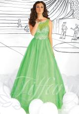 2014 Tiffany High Neckline Prom Dress 61101